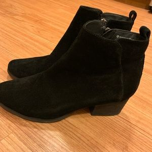 Blondo Iris Waterproof Black Bootie